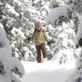 Les joies de la randonnée en raquettes à neige